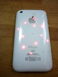 iPhoneの電飾3