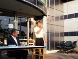 池沢先生のスピーチ