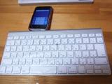 iPhoneの入力デバイス